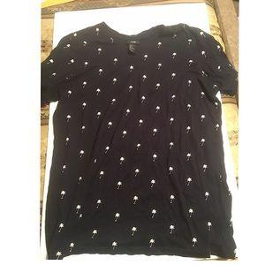 4/$25 H&M Shirt Navy Blue
